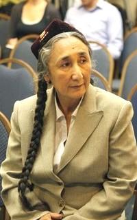 Rebiya Kadeer Uighur leader