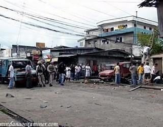 Terror attack in Philippines 2