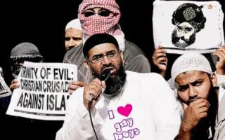 Anjem Choudary the jihadist