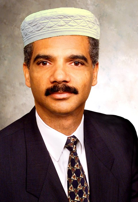 US AG Eric Holder visits LA mosque