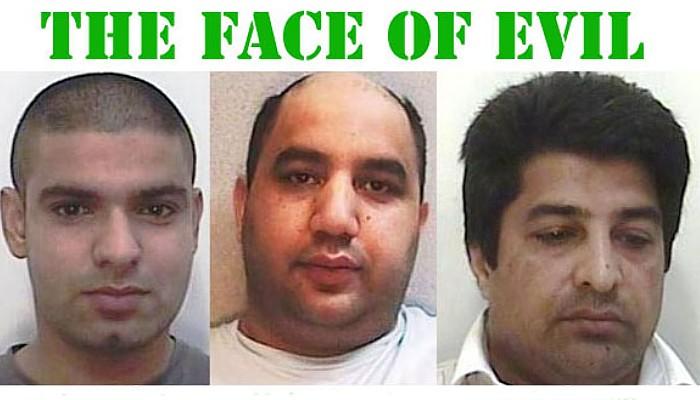 Muslim child-rape gangs convicted