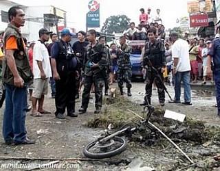 Terror attacks in Philippines