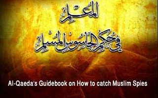 Al-Qaeda's handbook on How to catch Muslim spies