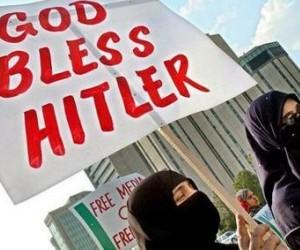 God Bless Hitler