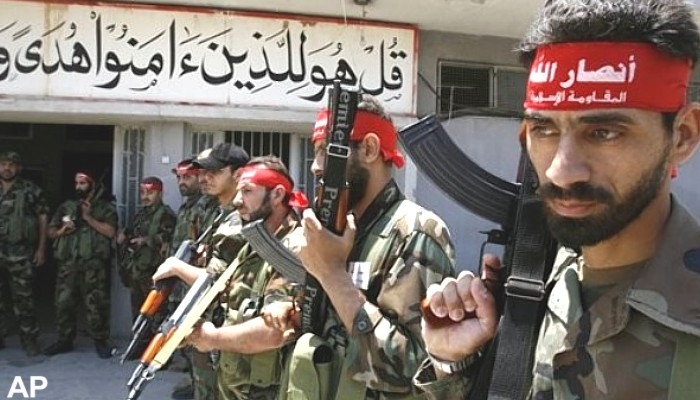 Palestinian gunmen of Ansar Allah, Arabic for Partisans of God