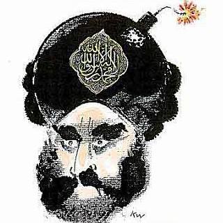 Muhammed cartoon