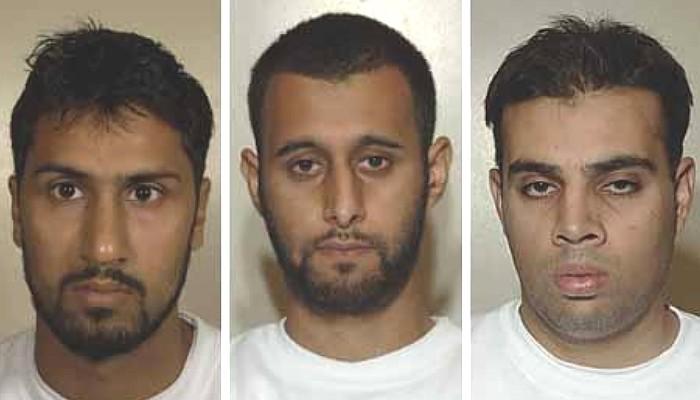 Abdullah Ahmed, Tanvir Hussain, Assad Sarwar