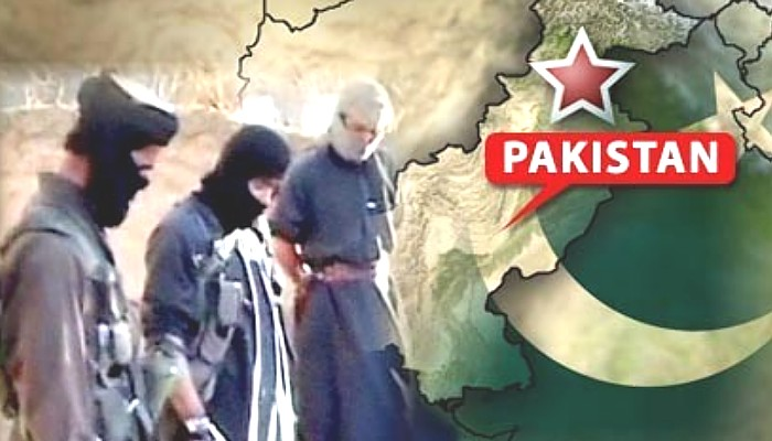 Pakistan breeds terrorists