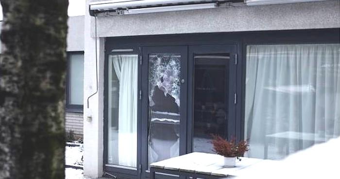 Kurt Westergaards' home
