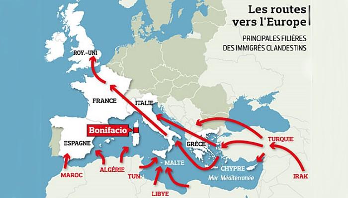 Organized Muslim invasion of Europe